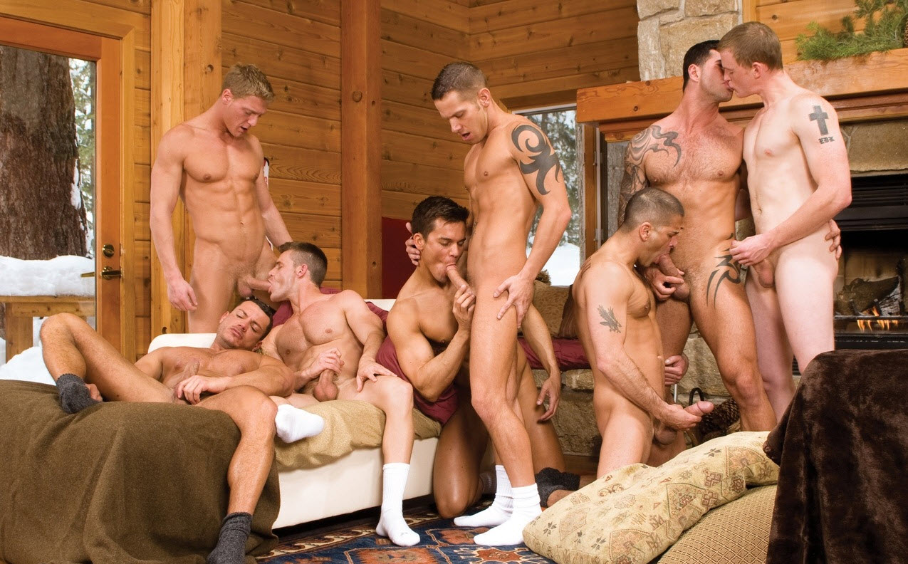 hot gay orgy
