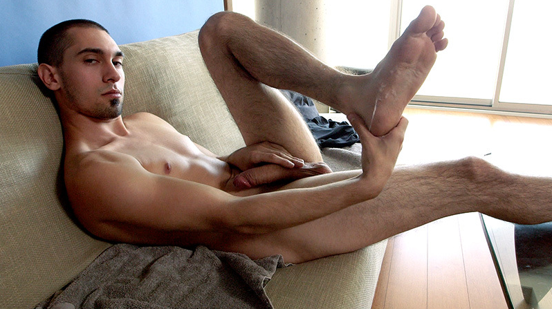 Vinnie Mark Hard Dick and feet