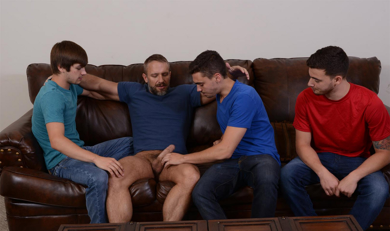 Stepfather Triple Penetration 2
