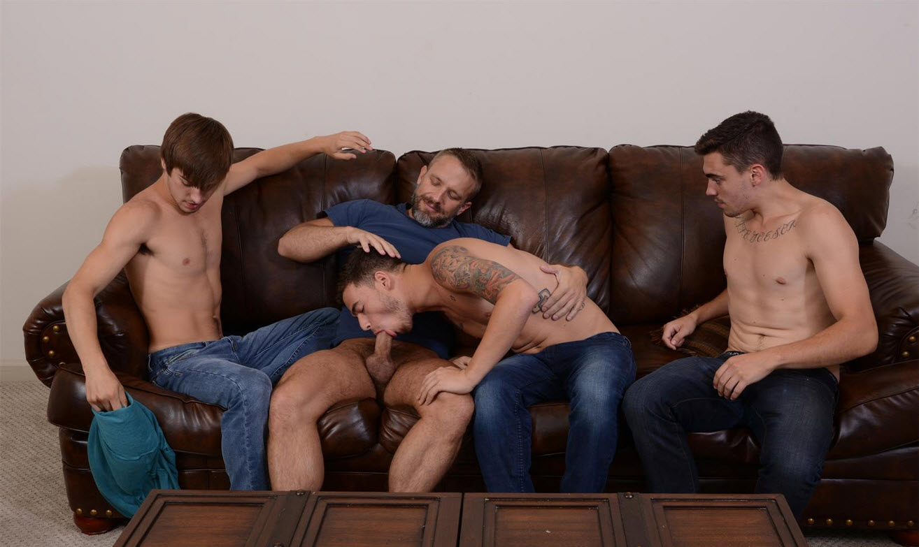 Stepfather Triple Penetration 3