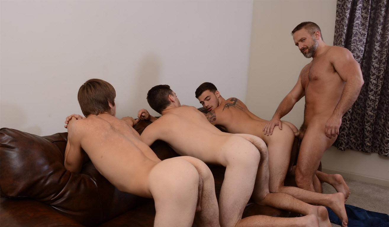 Stepfather Triple Penetration 7