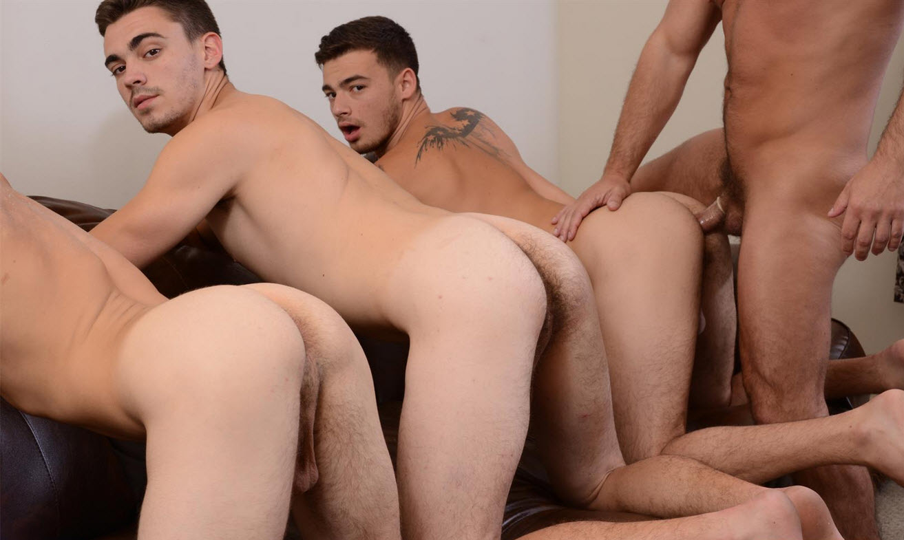 Stepfather Triple Penetration 8
