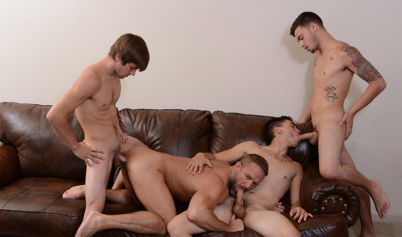 Stepfather Triple Penetration 9