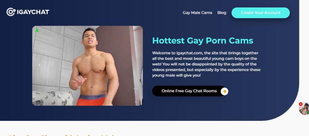 IGayChat ass cam guys