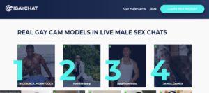 IGayChat anal sex cam guys